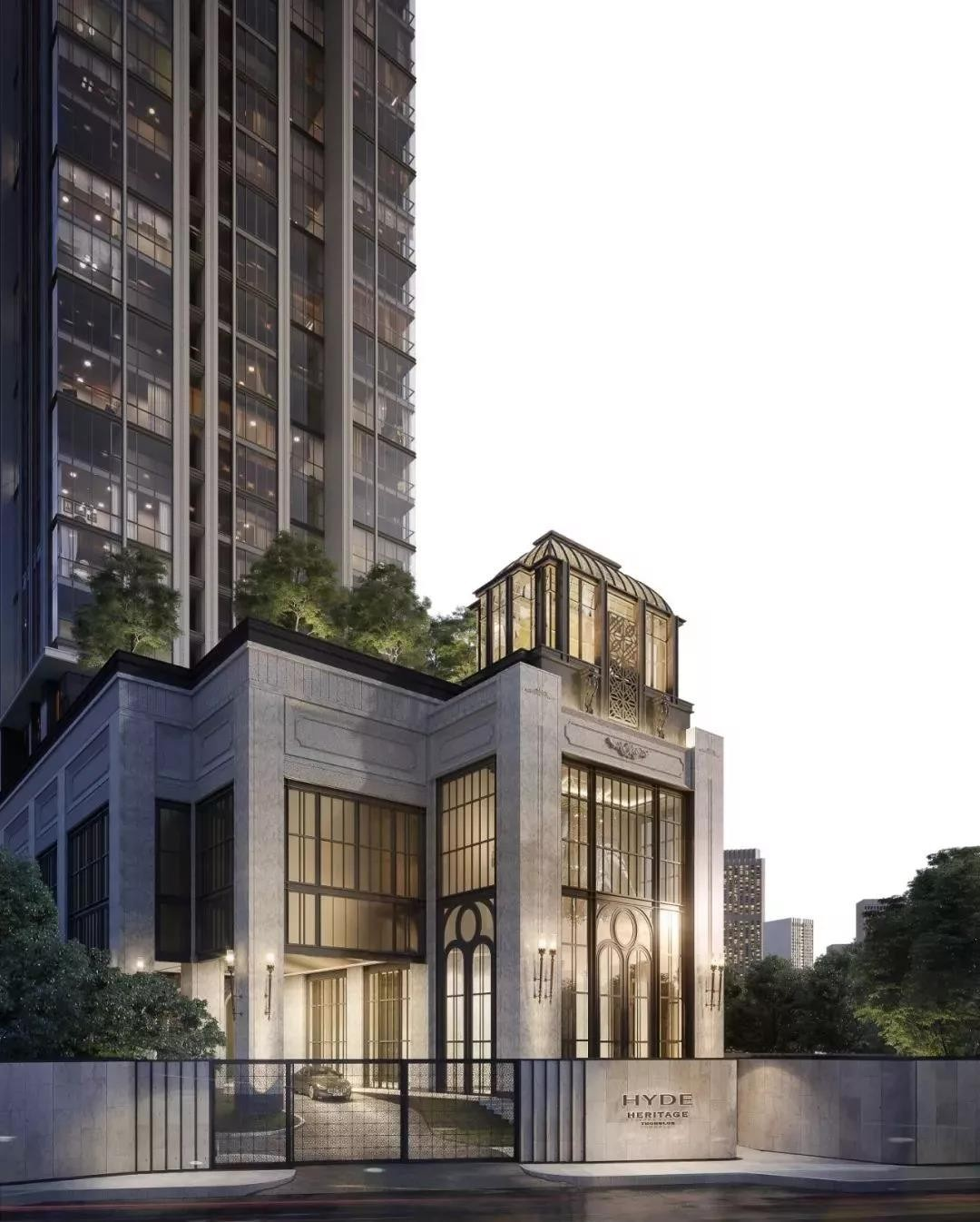 Hyde Heritage Thonglor